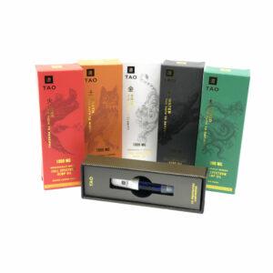 Tao Full Spectrum CBD Cartridge