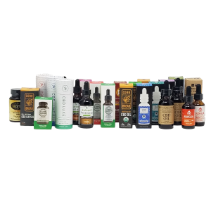 Oils and Tinctures